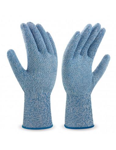 Guante anti-corte nivel 5 color azul...