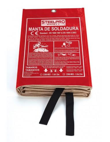 MANTA DE SOLDADURA 1M X1.50M EN1869 Y...